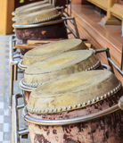 drums traditionellt Royaltyfria Foton
