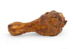 Drumsick da galinha do BBQ Foto de Stock
