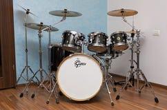Drumstel Royalty-vrije Stock Afbeeldingen