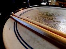 Drumstick czekanie zdjęcia royalty free