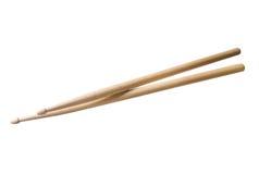 drumsticks белые Стоковые Изображения RF