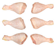 Drumsticks цыпленка Стоковые Фото