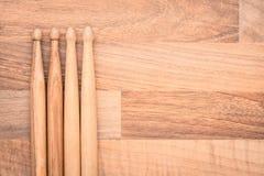 drumsticks Imagem de Stock
