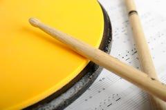 Drumsticks Stock Photo