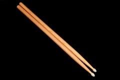 drumsticks obraz stock