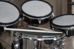 Drumsticks closeup Royalty Free Stock Image