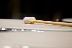 Drumsticks closeup Stock Image