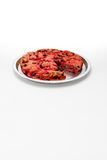 Drunk cake is a dessert from Elba island Royalty Free Stock Photography