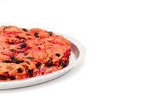 Drunk cake is a dessert from Elba island Stock Photo