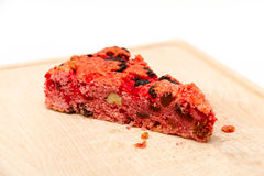 Drunk cake is a dessert from Elba island Royalty Free Stock Photo