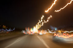 Drunk Drive Stock Images