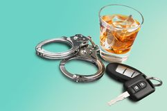 Drunk Driving Stock Photos
