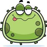 Drunk Germ Microbe Stock Image