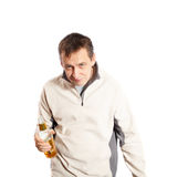 Drunk man Royalty Free Stock Photo