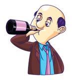 Drunk Man Stock Images