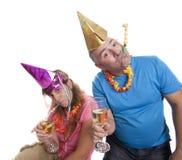 Drunk provide Royalty Free Stock Photo