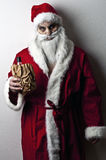 Drunk santa Stock Photos