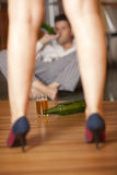 Drunkard Stock Photography