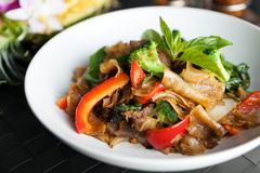Drunken Noodles Stock Photos