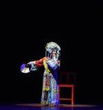 "Drunkened concubine-Dans drama""Mei Lanfang† Stock Afbeeldingen"