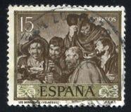 Drunkers Velazquez стоковая фотография
