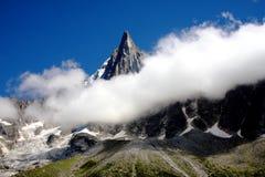 The Drus peak - French Alps Royalty Free Stock Photo