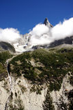 The Drus - French Alps Royalty Free Stock Images