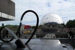 Druse Paris stockfoto