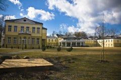 druskininkai grutas Lithuania parkowa wieża obserwacyjna obraz stock
