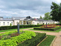 Druskininkai resort town, Lithuania Royalty Free Stock Photo
