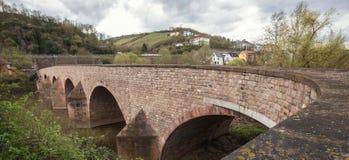 drusus bridge bingen germany Stock Photos