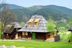 Drvengrad Σερβία στοκ εικόνα με δικαίωμα ελεύθερης χρήσης