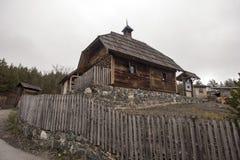 Drvengrad Στοκ εικόνες με δικαίωμα ελεύθερης χρήσης
