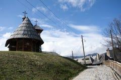 Drvengrad Στοκ φωτογραφία με δικαίωμα ελεύθερης χρήσης