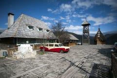 Drvengrad Royalty-vrije Stock Fotografie
