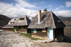 Drvengrad Fotografia Stock