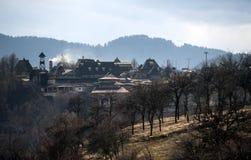Drvengrad Stock Photo