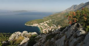 Drvenik i Kroatien Royaltyfri Fotografi