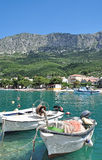 Drvenik,Makarska Riviera,Dalmatia,Croatia Royalty Free Stock Photo