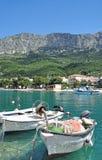 Drvenik, Makarska Riviera, Dalmatien, Kroatien Lizenzfreies Stockfoto