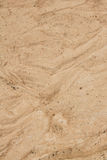 Dry agricultural brown soil detail natural background Stock Photo