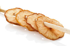 Dry apples. Stock Photography