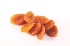 Dry apricot Royalty Free Stock Images