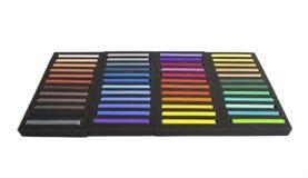 Dry art pastels Stock Image