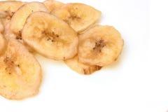 Dry banana Stock Images