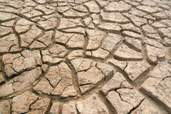 Dry and barren land stock images