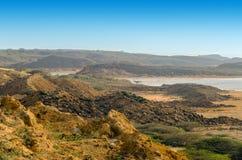 Dry Barren Landscape Stock Image