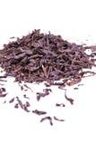 Dry black tea Royalty Free Stock Photography