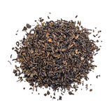 Dry black tea Royalty Free Stock Image