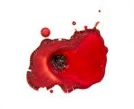 Dry blood Stock Photos